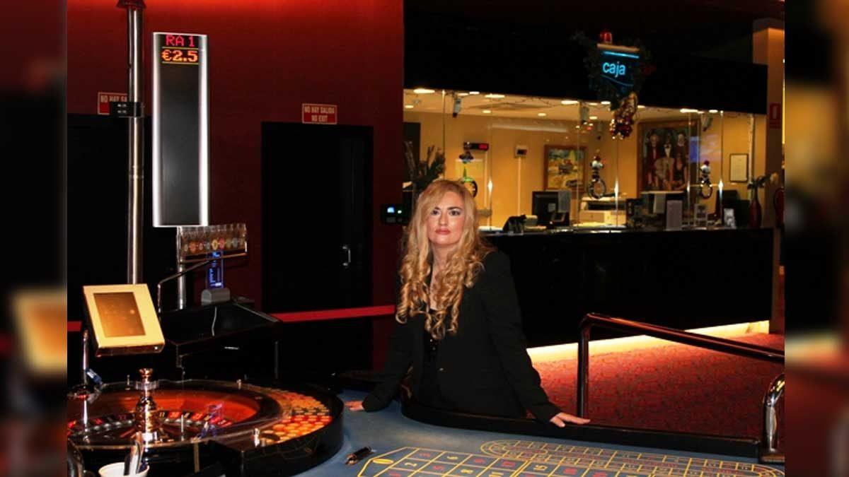Estrella García Subdirección General de Casino Mediterraneo