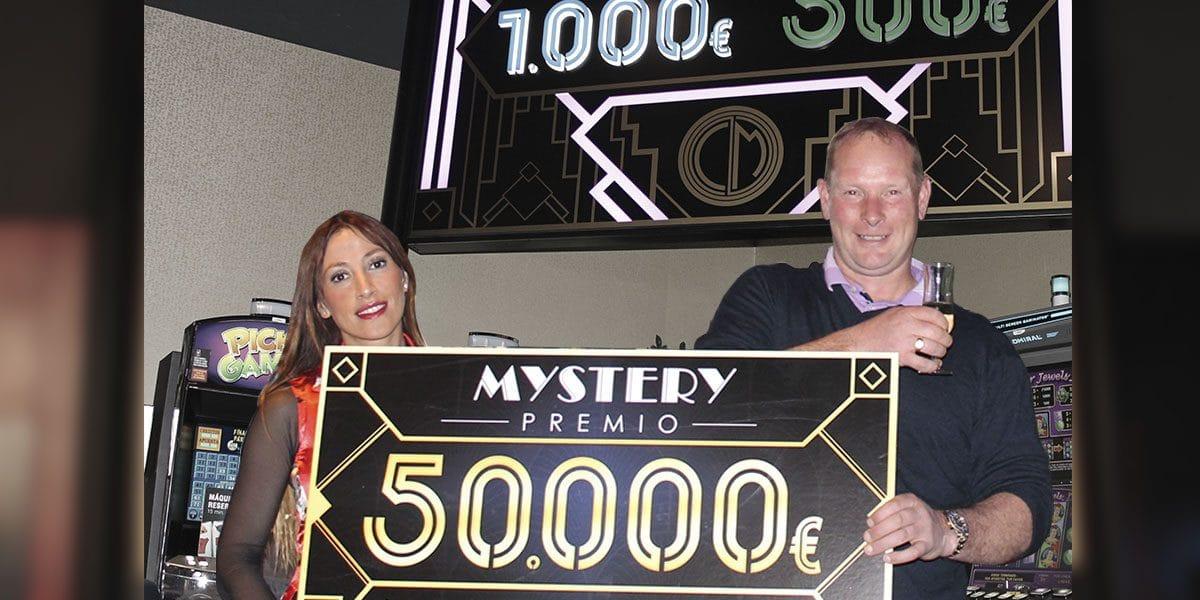 Esta semana Santa se han repartido 100.000€ en premios mystery en Casino Mediterráneo